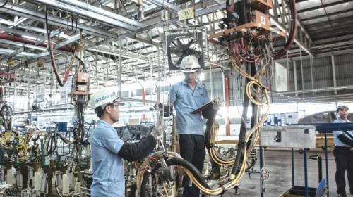 Kết nối để tham gia chuỗi cung ứng toàn cầu