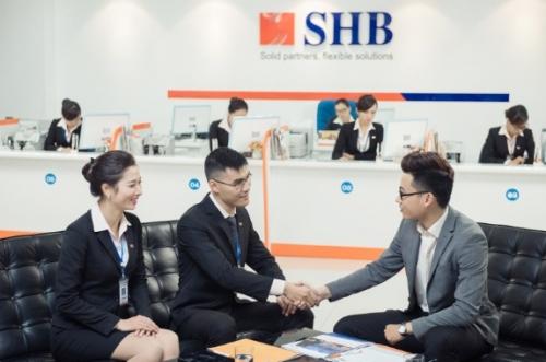 SHB ưu đãi lãi suất vay chỉ từ 6,5%/năm cho SMEs