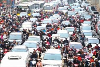 Thu phí phương tiện vào nội đô: Phí chồng lên phí