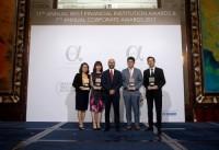 SHB tiếp tục là ngân hàng SME tốt nhất Việt Nam 2017