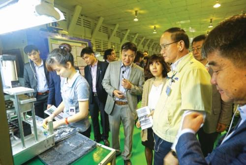Doanh nghiệp điện tử Việt Nam: Thách thức về đầu tư công nghệ