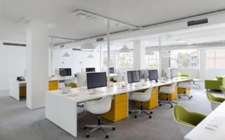 Nhu cầu thuê văn phòng tăng cao