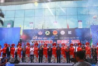 Triển lãm Quốc tế Vietbuild Hà Nội 2018: Khẳng định sức hút thị trường BĐS