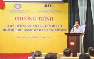 Tuyên truyền chính sách BHTG tại Bắc Ninh