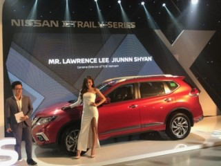 Nissan X-Trail V-series mới có giá  từ 991 triệu đồng