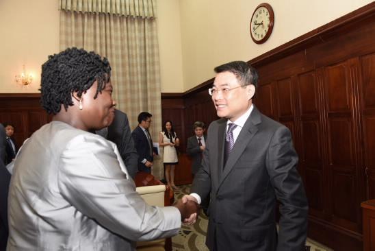 Thống đốc NHNN đánh giá cao mối quan hệ hợp tác giữa NHNN với WB