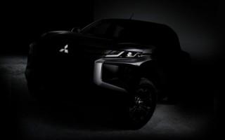 Mitsubishi Triton mới sử dụng ngôn ngữ thiết kế Dynamic Shield