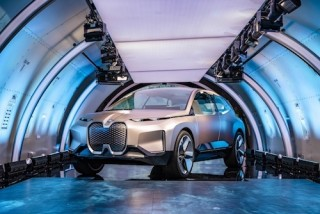 Vision iNext Concept - phong cách mới của BMW