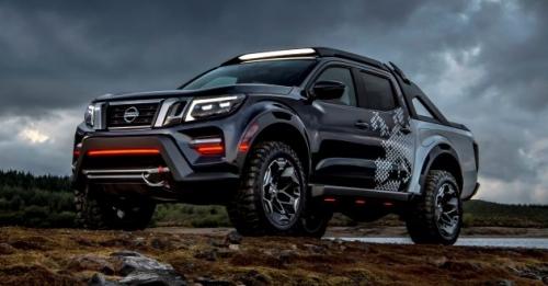 Nissan ra mắt bộ đôi Navara Dark Sky Concept và N-Guard