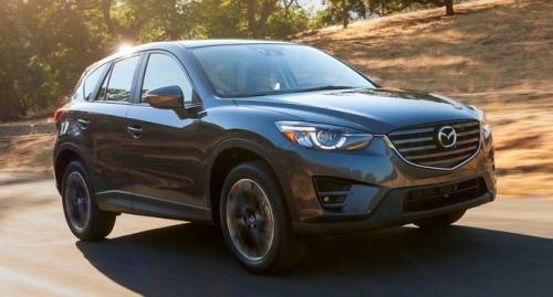 Mazda CX-5 sẽ thêm động cơ tăng áp và hệ thống G-Vectoring