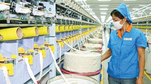 Từ bông Mỹ đến sản phẩm Việt