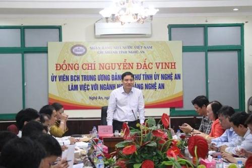 Ngành Ngân hàng Nghệ An: Hành trình một năm xử lý nợ xấu
