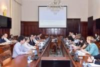 Phó Thống đốc Nguyễn Kim Anh làm việc với Đoàn công tác của WB
