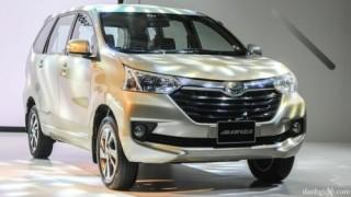 Cận cảnh Toyota Avanza 2018 có giá từ 537 triệu đồng