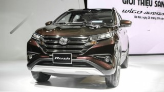Toyota Rush 2018 giá từ 668 triệu đồng có gì?