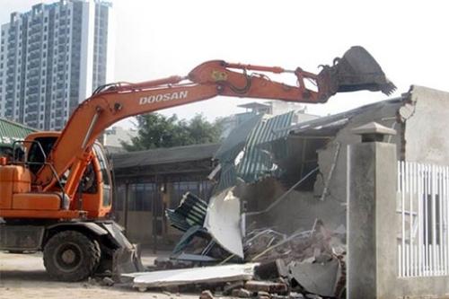 Hà Nội: Vi phạm về trật tự xây dựng đã giảm mạnh