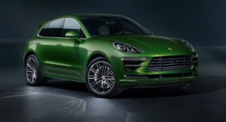 Porsche Macan Turbo 2020 có giá dự kiến khoảng 84.950 USD