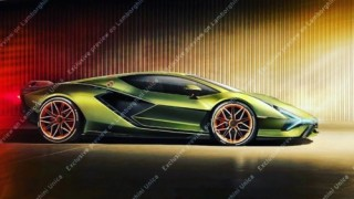 Sian - Siêu phẩm sắp ra mắt của Lamborghini