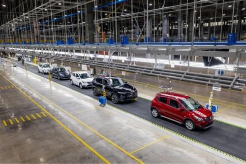 Siemens giúp VinFast giao xe trước thời hạn