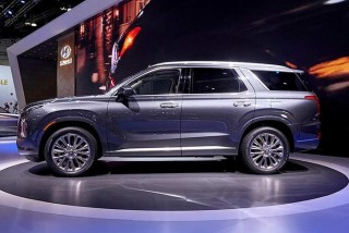 Hyundai Palisade về Việt Nam có giá dự kiến trên 2 tỷ đồng