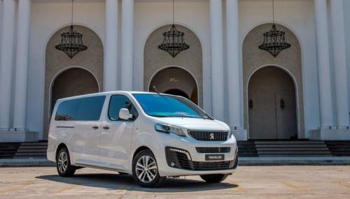 Peugeot ưu đãi lên đến 50 triệu đồng khi mua Peugeot 3008, 5008 và Traveller