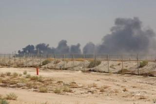 Giá dầu tăng kỷ lục sau cuộc tấn công vào Ả Rập Xê Út