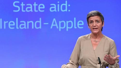 Sau 'hứng khởi' với iPhone 11 ra mắt, Apple lại phải kháng cáo khoản truy thuế 14 tỷ USD của EU