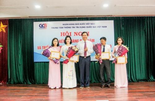 Trung tâm Thông tin tín dụng Quốc gia Việt Nam: Dấu ấn tuổi 20