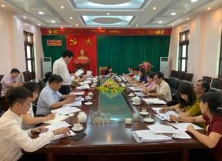 Phú Thọ: Giám sát kết quả thực hiện chính sách tín dụng ưu đãi đối với đồng bào DTTS và người nghèo huyện Tân Sơn