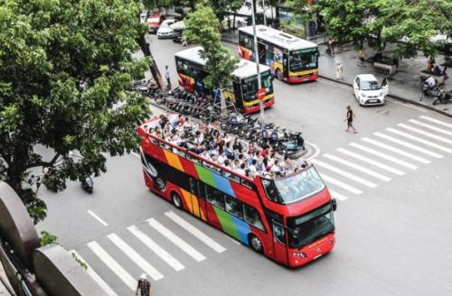 Độc đáo sản phẩm du lịch đô thị Hà Nội