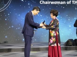 Nữ doanh nhân Việt được tôn vinh tại Diễn đàn Tri thức Thế giới 2019