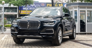 Thaco giảm giá bán BMW X-Series