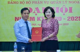 Công bố quyết định giao phụ trách Vụ Quản lý ngoại hối NHNN