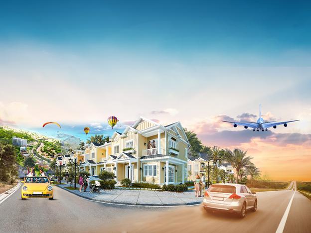 Bất động sản Phan Thiết: Hút vốn đầu tư nhờ hạ tầng phát triển