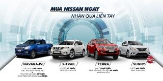 Nhận ưu đãi hơn 40 triệu đồng khi mua xe Nissan tháng 9