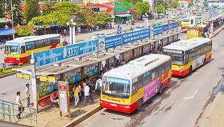 Hà Nội: Đề xuất mở mới 10 tuyến xe buýt sử dụng năng lượng sạch
