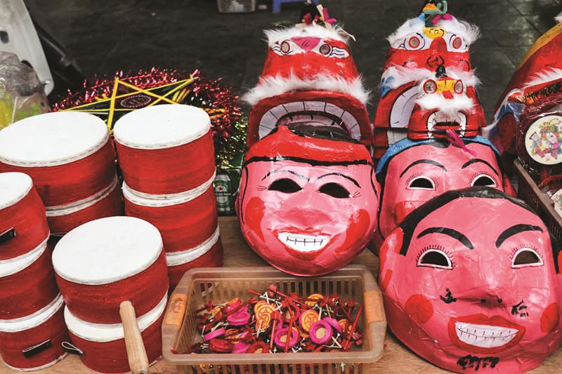 Đồ chơi Trung thu Việt chiếm lĩnh thị trường