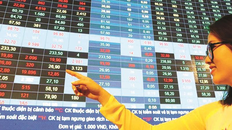 Cổ phiếu ngân hàng - lực đỡ thị trường