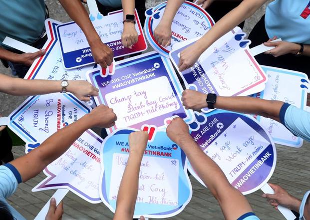 We are one VietinBank: Kết nối trái tim, lan tỏa giá trị cuộc sống
