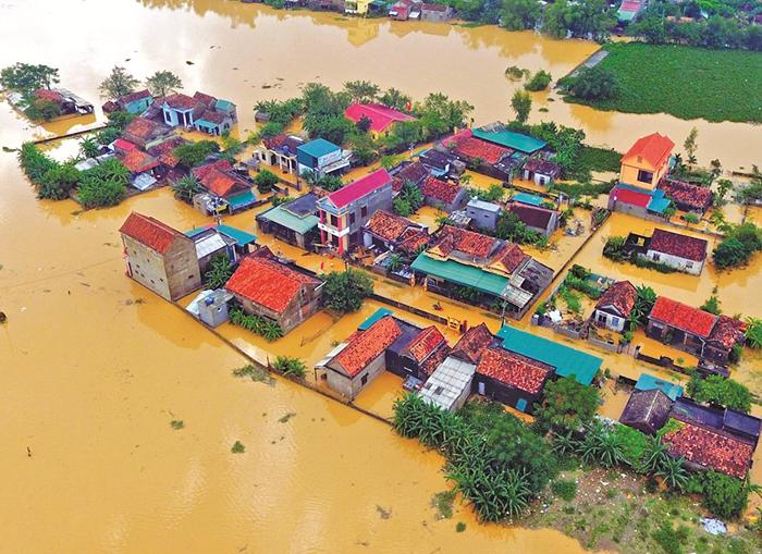 Biến đổi khí hậu: Doanh nghiệp cần thích nghi và chủ động ứng phó