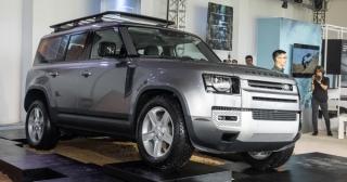 Land Rover Defender 2020 trình làng với giá từ dưới 4 tỷ đồng