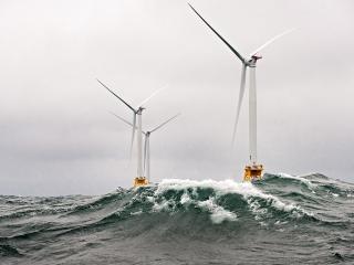 Phát triển công nghiệp điện gió ngoài khơi