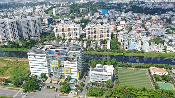 TP.HCM: Khuyến khích phát triển mảng xanh