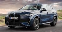 BMW X8 lần đầu lộ diện