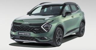 Kia Sportage 2022 ra mắt phiên bản mini