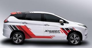 Mitsubishi Xpander bản đặc biệt có giá bán 630 triệu đồng