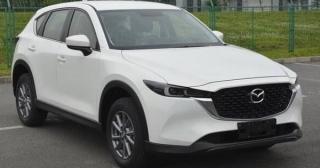 Mazda CX-5 2022 lộ diện
