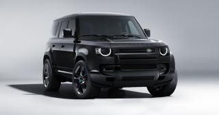 Land Rover Defender sẽ có thêm phiên bản hạng sang