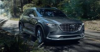 SUV của Mazda sẽ mặc định dùng hệ dẫn động 2 cầu