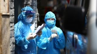 Việt Nam ghi nhận 10.585 ca mắc mới COVID-19 trong ngày 15/9